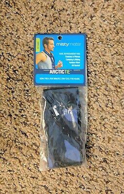 MistyMate Arctic Tie Ice Camo Blue - Blue Camo Tie