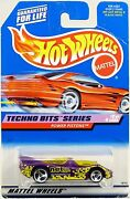 Hot Wheels Power Piston