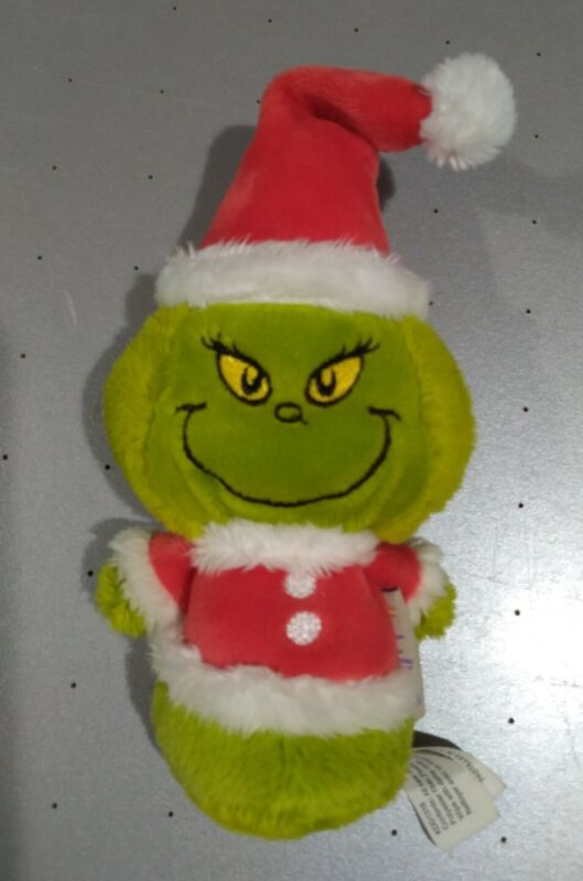 Hallmark Itty Bittys The Grinch Limited Edition Plush 5 in aprox