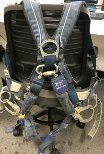 3M DBI-SALA ExoFit Construction Style Positioning Harness - #18537