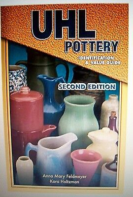 UHL ART POTTERY Price Value Guide COLLECTORS BOOK