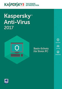KASPERSKY-ANTIVIRUS-2017-3-PC-USER-1-YEAR-NO-CD-Anti-virus-amp-Security