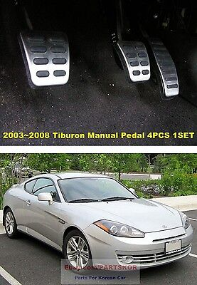 Stainless Steel Car Foot Rest Dead Pedal Cover For 2015-2017 Hyundai Grand i10