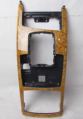 Fits; Audi A6 S6 Center Console Trim Birch Grain 4F1864261 D 7L5