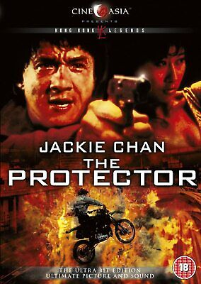 The Protector DVD Jackie Chan, Danny Aiello, Sandy Alexander - New/Sealed