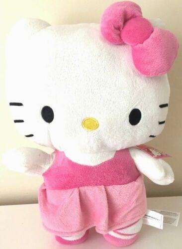 "Jumbo 15"" Sanrio Super Cute Hello Kitty Ballerina Cute Dress Plush Toy NEW.Large"
