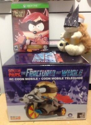 SOUTH PARK THE FRACTURED BUT WHOLE US COLLECTORS RC Coon Mobile EDITION XBOX (South Park The Fractured But Whole Multiplayer)