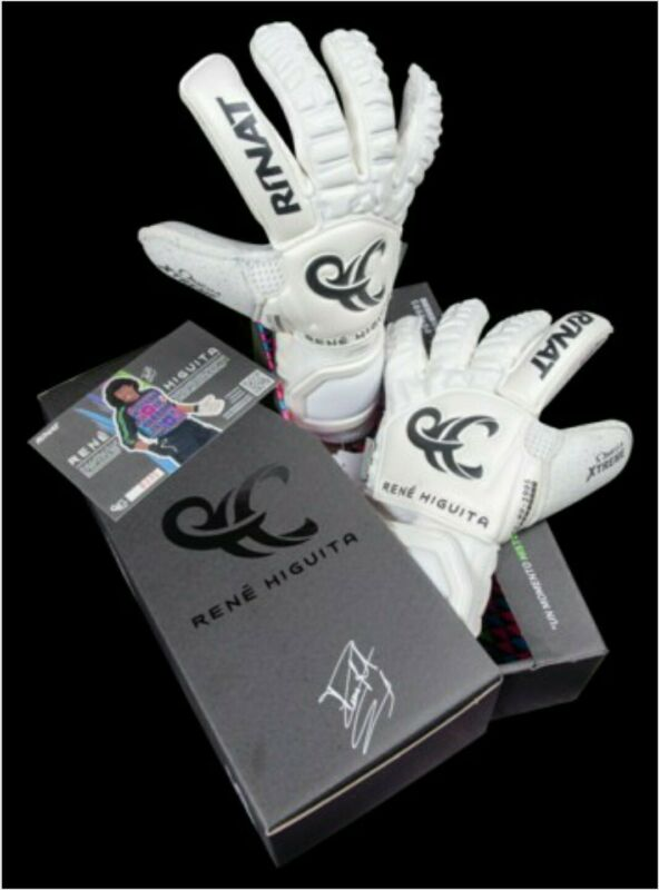 RINAT RENE HIGUITA EGOTIKO ESCORPION PRO LIMITED EDITION 2021( RARE ) GLOVES
