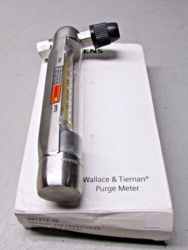 Siemens Wallace & Tiernan 22E123SSXX2X Purge Meter