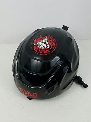 world industries snowboard ski helmet rare