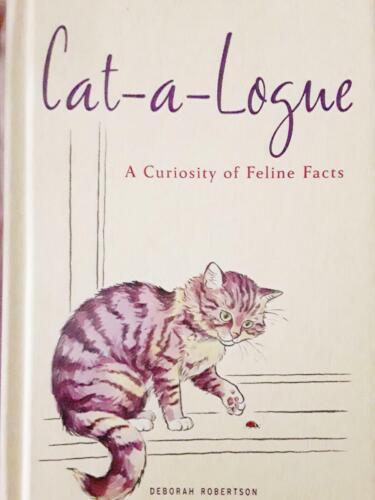 CAT-A-LOGUE by Deborah Robertson