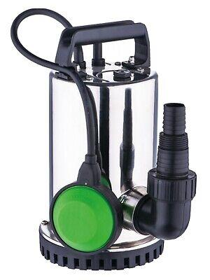 Submersible Pump part Stainless Steel, Sump, Cellar pump 400W 7000L/HR