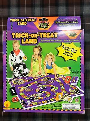 Rubie's Trick or Treat Land Jumbo Game Halloween Party Classroom Activities 138 - Halloween Trick Or Treat Games