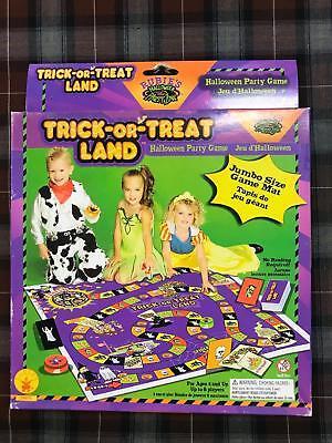 Rubie's Trick or Treat Land Jumbo Game Halloween Party Classroom Activities 138 - Halloween Party Activities Games