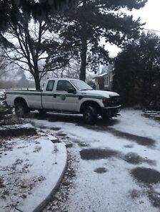 2008 Ford F350 long bed