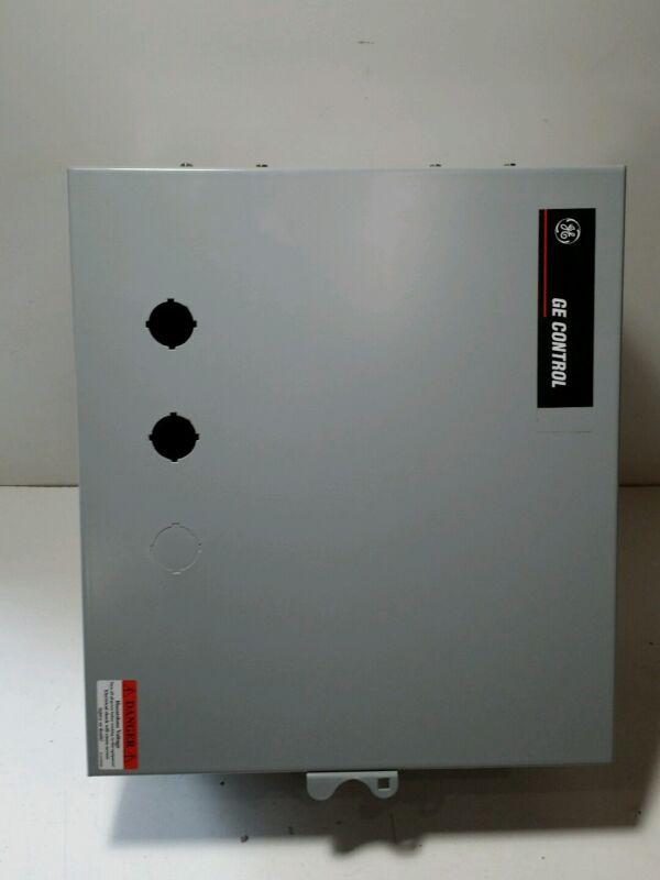GENERAL ELECTRIC CONTROL TYPE1 ENCLOSURE 55-201262P013 CAT NO. CR360MA4133296EBA
