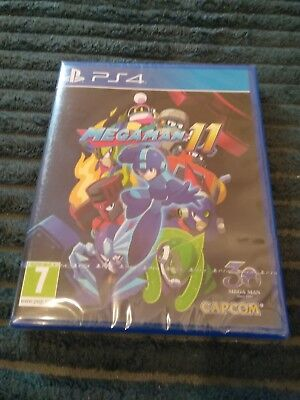 Jeux vidéo Sony Playstation 4 MEGA MAN 11 PS4  NEUF sous blister officiel