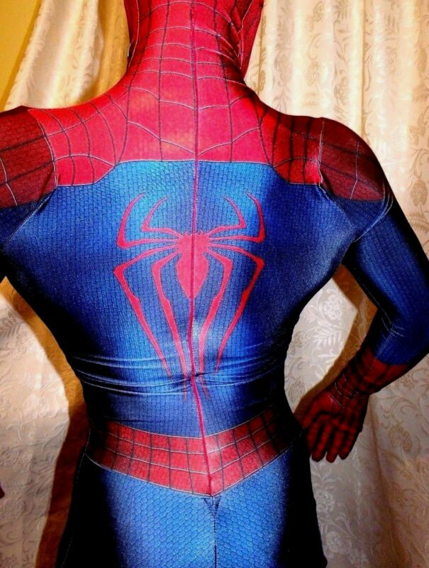 Spider man 2 cosplay