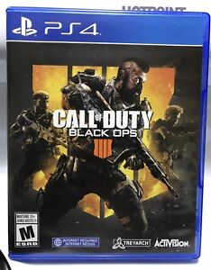 Sealed Call of Duty Black Ops 4