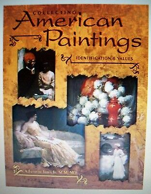 Vintage Art Paintings Price Guide Collector's Book LAST ISSUE PRINTED