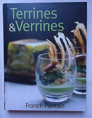 TERRINES & VERRINES BY FRANCK PONTAIS (2008, HARDCOVER)   ()