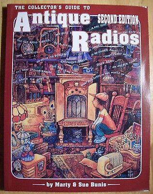 COLLECTIBLE ANTIQUE RADIO vol.2 PRICE GUIDE COLLECTOR'S BOOK TUBE