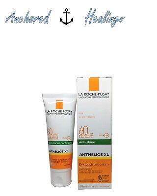 La Roche Posay Anthelios SPF60 Mexoryl XL Anti-Shine Gel Cream 50mL Made France