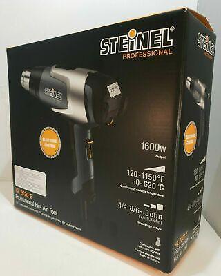 Steinel Hl2020e Professional Hot Air Digital Lcd Heat Gun 120vac