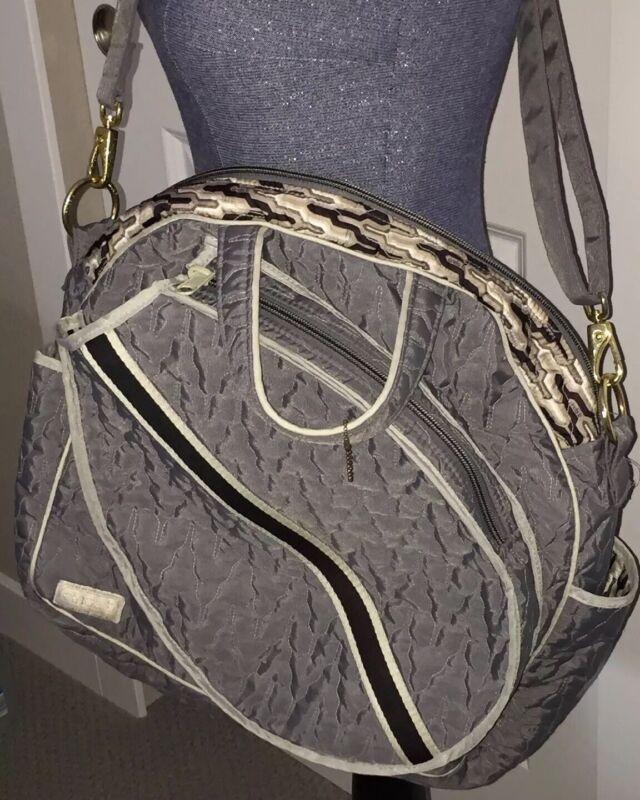 Sports Tote cinda b tennis bag Empire Slate Gray CLEAN
