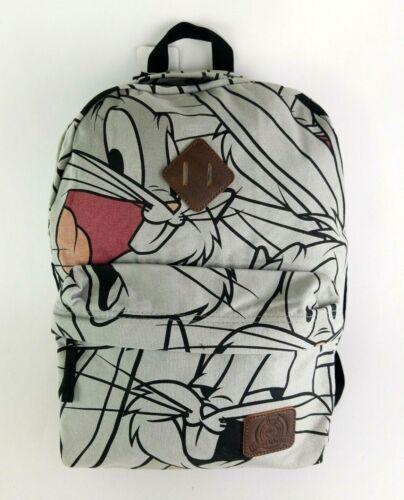 Bugs Bunny Looney Tunes Warner Bros Backpack Brand New