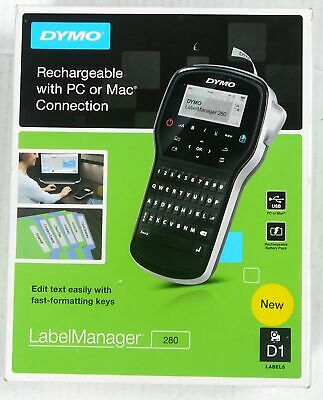 Dymo Labelmanager 280 Rechargeable Label Maker