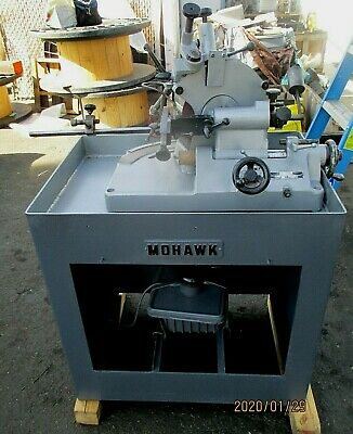 Mohawk Model 308 Drill Grinder As-described-as-available1st Come - 1st Served