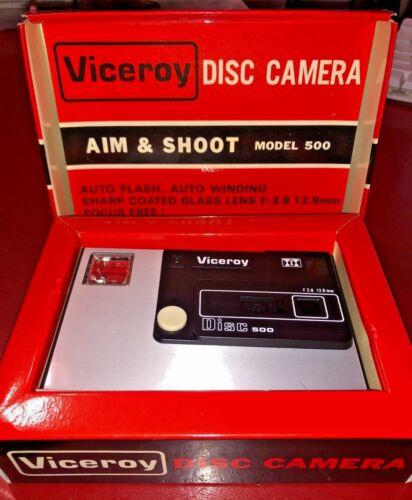 Viceroy Disc Camera Aim & Shoot Model 500