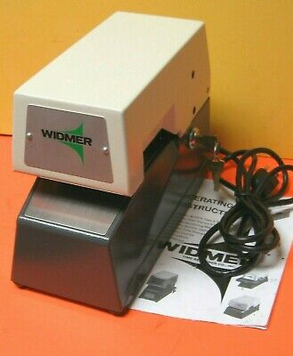 Widmer T3 T-3 Electronic Time Date Stamp Wkeys Very Clean Solid 2029 Date Wheel