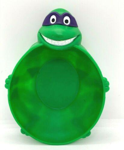 Vintage 1990 Teenage Mutant Ninja Turtles Cereal Bowl Donatello