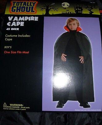 Boy Vampire Costume (NEW 45