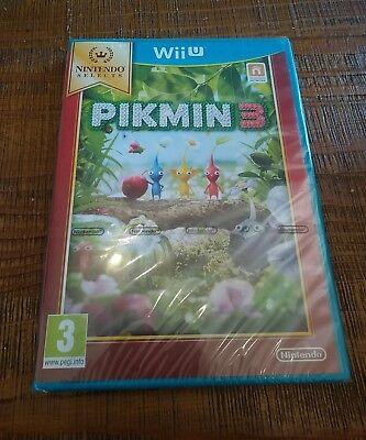 Jeux vidéo pikmin 3 nintendo wii u neuf
