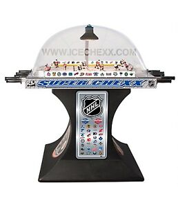***Wanted*** Super Chexx bubble hockey
