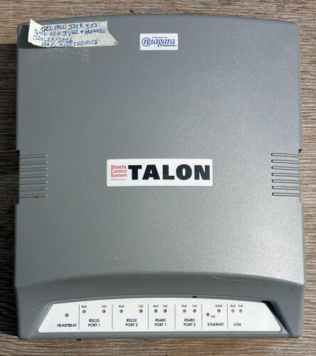 Staefa Control System Talon 587-722 HVAC Automation Niagara Controller