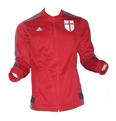Ac Mailand Jacke (AC Mailand Milan Trainingsjacke Anthem Adidas 2015/16 Tracktop)