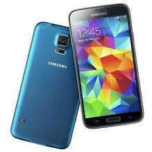 samsung galaxy s5 blue Ashmore Gold Coast City Preview