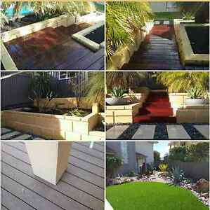 North Western Landscaping  Mini Diggers & Tippers Butler Wanneroo Area Preview