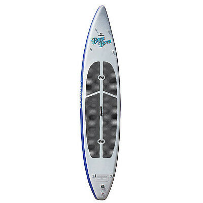 Solstice 35150 BoraBora 12' Heavy Duty Inflatable Stand-Up Paddleboard SUP Board