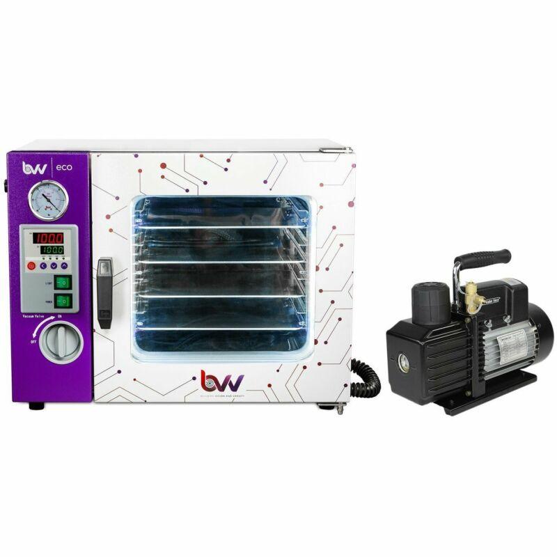 BVV 0.9CF ECO Vacuum Oven and VE225 Pump Kit