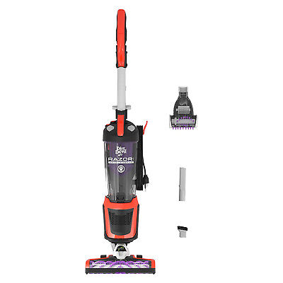 Dirt Devil Razor Pet Advanced Power Swivel Steer Bagless Corded Upright Vacuum