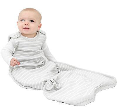 Woolino 4 Season Merino Wool Baby Sleep Bag Infant Sleeping Sack 2 mo - 2 year
