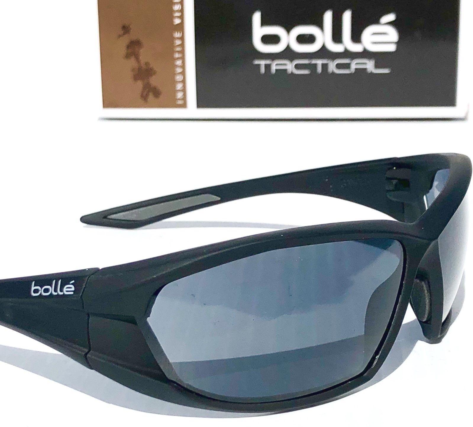 Bolle Sunglasses Assault Matte Black Smoke 40146