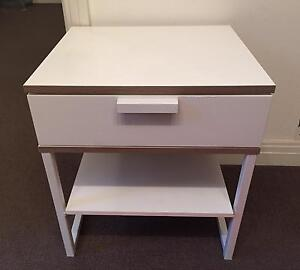 IKEA Trysil bedside table Crows Nest North Sydney Area Preview