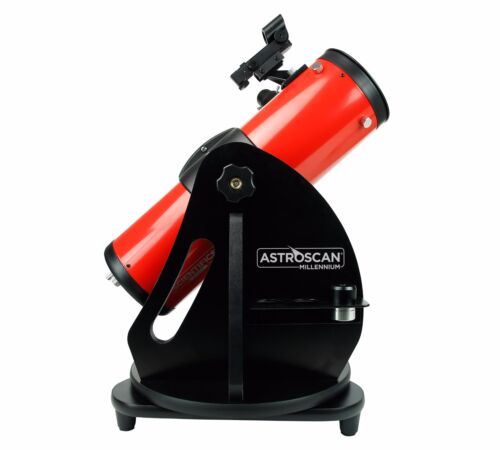 Astroscan® Millennium Dobsonian Reflector Portable Telescope with Azimuth Mount