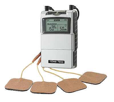 Tens 7000 Digital Pain Relief System O T C   Refurbished